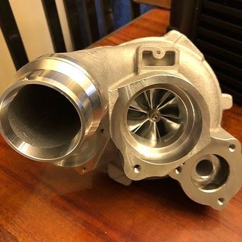Vargas Turbo N55 Stage 1 JB Hybrid Upgrade (NEW)